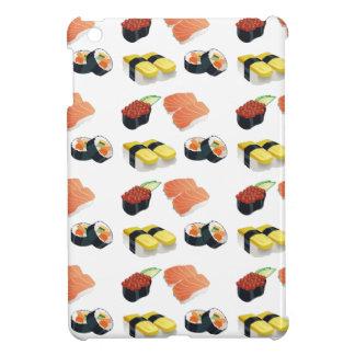 Sushi pattern iPad mini cases
