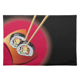 Sushi Placemat