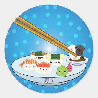 Sushi Platter Sticker