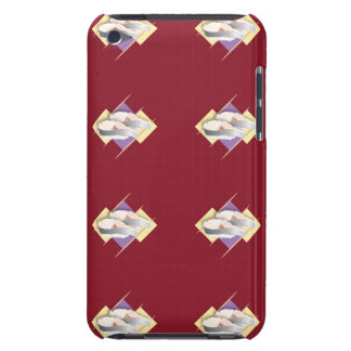 Sushi red iPod touch Case-Mate case
