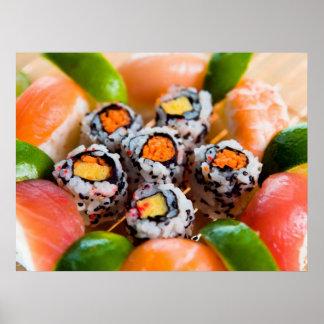Sushi & Rolls Poster