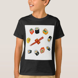 Sushi Set Watercolor2 T-Shirt