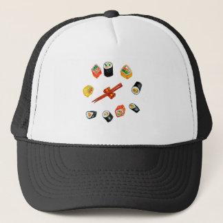 Sushi Set Watercolor2 Trucker Hat