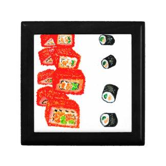 Sushi Set Watercolor3 Gift Box