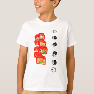 Sushi Set Watercolor3 T-Shirt