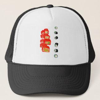 Sushi Set Watercolor3 Trucker Hat