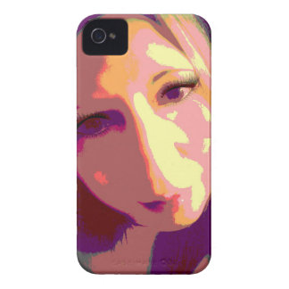 Susie Pop Art iPhone 4 Case-Mate Case