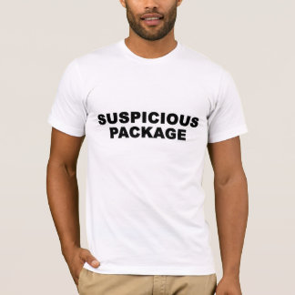 Suspcious Package Tee
