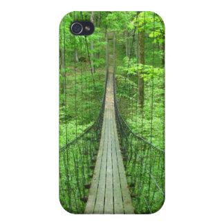 Suspension Bridge iPhone 4/4S Cover