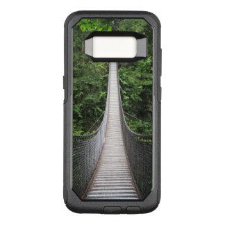Suspension Bridge Lynn Canyon British Columbia OtterBox Commuter Samsung Galaxy S8 Case