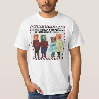 Suspicious Resemblance T-Shirt