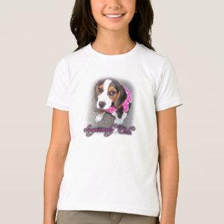 Suspiciously Cute Beagle t-shirt