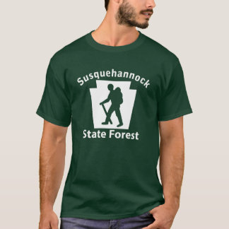 Susquehannock SF Hike (male) T-Shirt