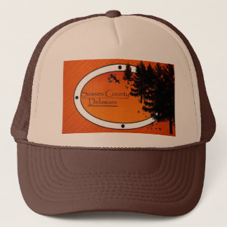 Sussex County Delaware Trucker Hat