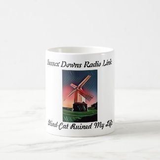 Sussex Downs Radio Link Mug