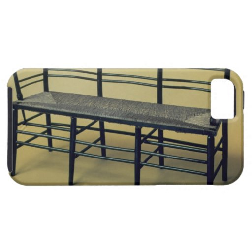 Sussex rush-seated chair (wood and rush) iPhone 5 case