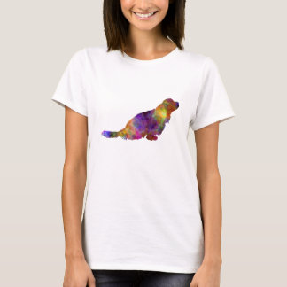 Sussex Spaniel in watercolor T-Shirt