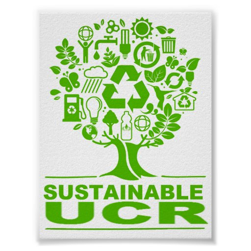 Sustainable UCR Poster