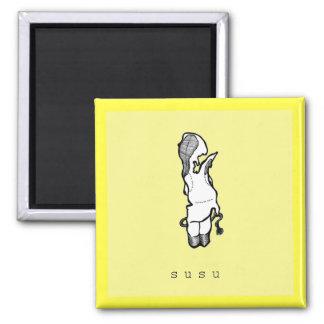 Susu Square Magnet