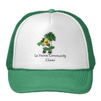 suszie_cheer_green-123x170, La Verne Community ... Cap