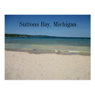 Suttons Bay Michigan Post Card