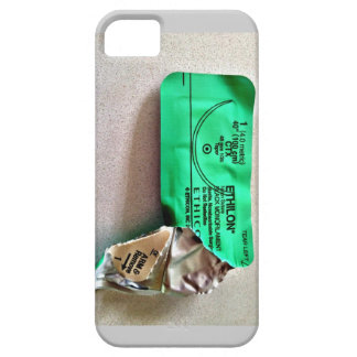 Suture wrapper Iphone 5 cover