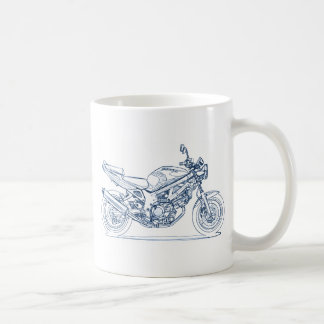 suz SV650 1998-02 gen1 Coffee Mug