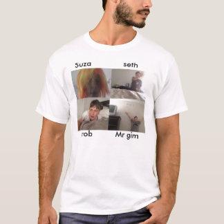Suza , rob , seth , Mr gim shrit T-Shirt