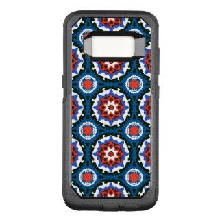 Suzani Pattern With Bold Ornament OtterBox Commuter Samsung Galaxy S8 Case