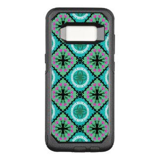 Suzani Pattern with Uzbek and Kazakh Motifs OtterBox Commuter Samsung Galaxy S8 Case