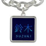 Suzuki Monogram Bracelet