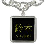 Suzuki Monogram Bracelets