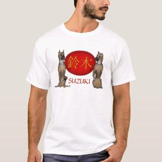 Suzuki Monogram Fu Dog T-Shirt