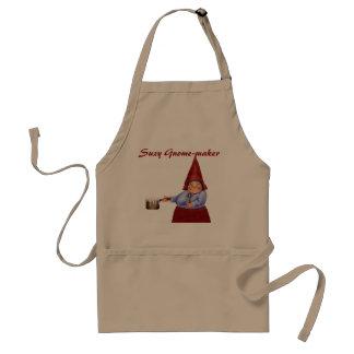 suzy gnome-maker standard apron