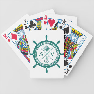 SV5 BICYCLE PLAYING CARDS