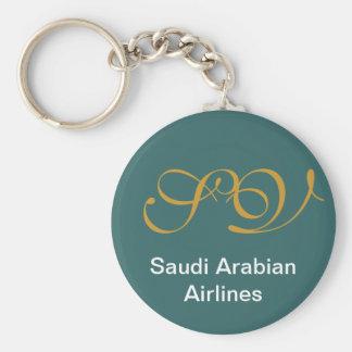SV, Saudi Arabian Airlines Key Chains