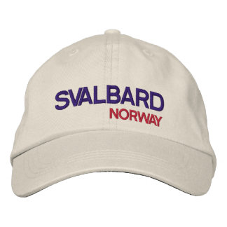 Svalbard, Norway* Adjustable Hat