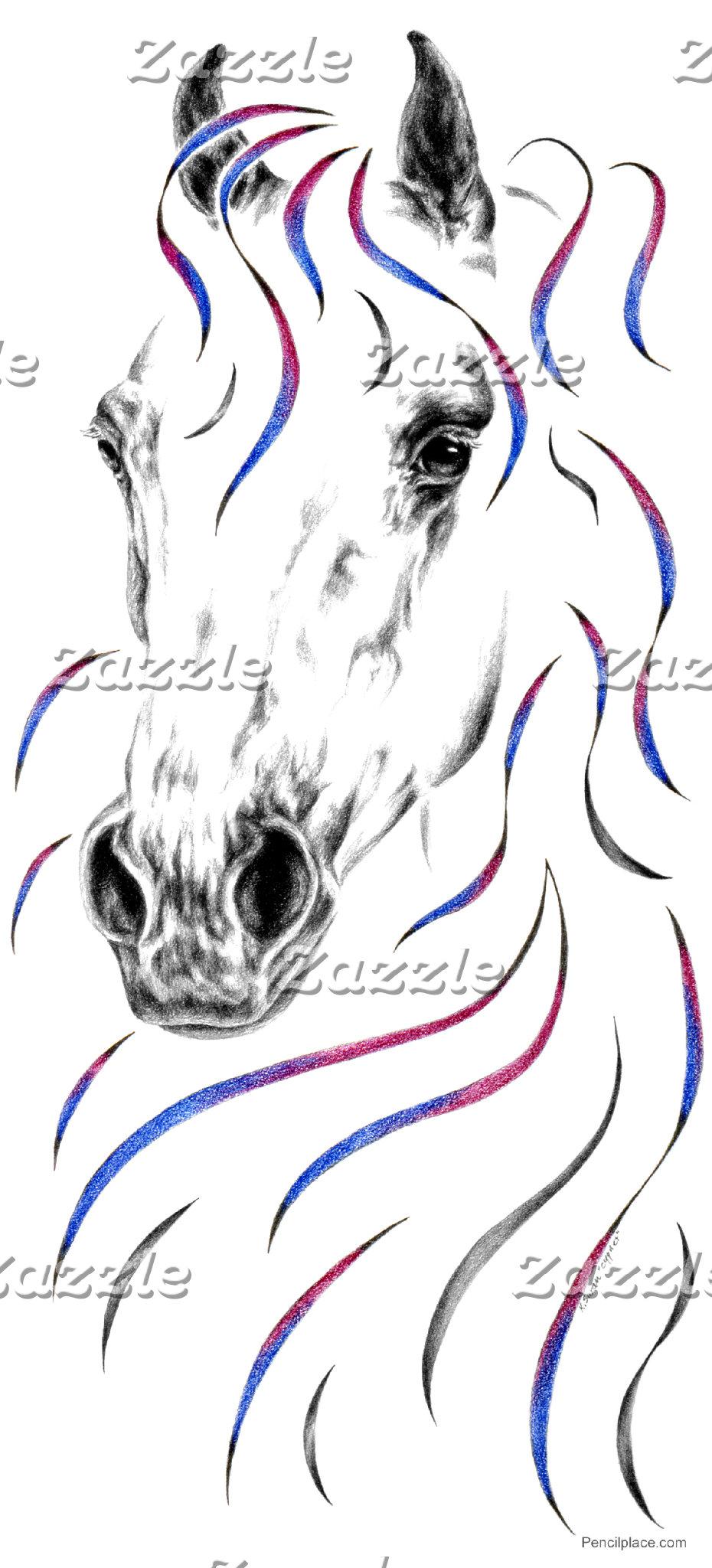 Arabian Horse Art
