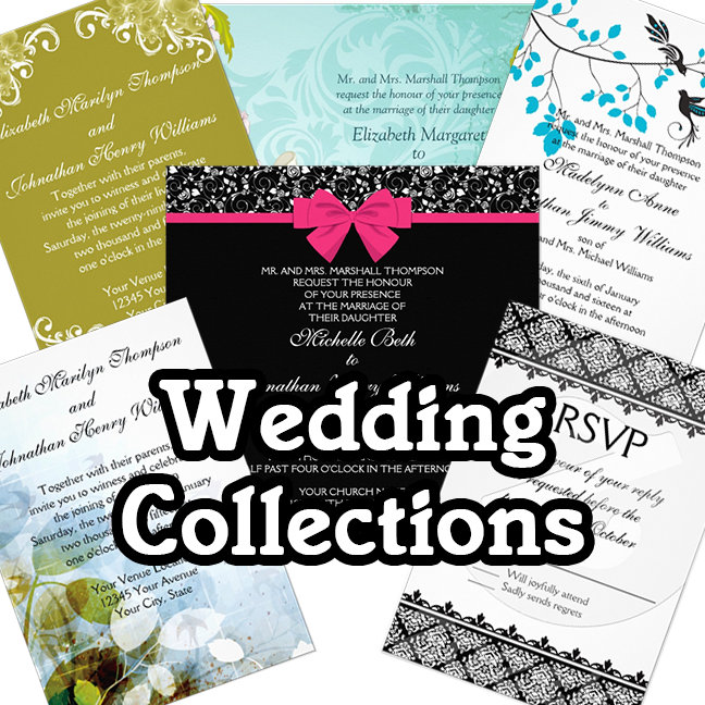 Weddings, Engagements, Bridal Showers