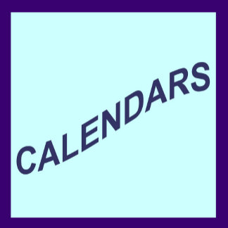 Calendars on Products