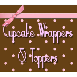 Cupcake Wrappers and Toppers