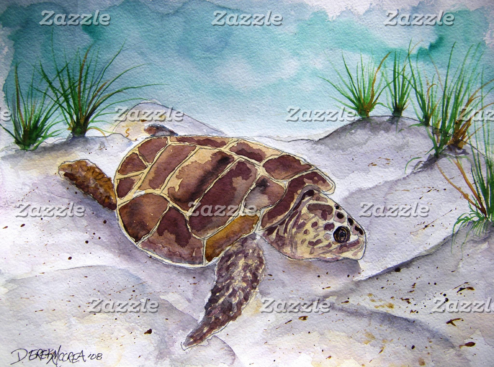 Sealife Nautical Art Prints