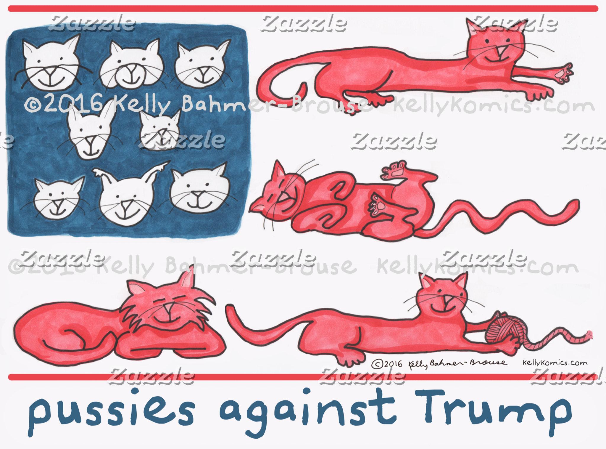 Pussies Against Trump