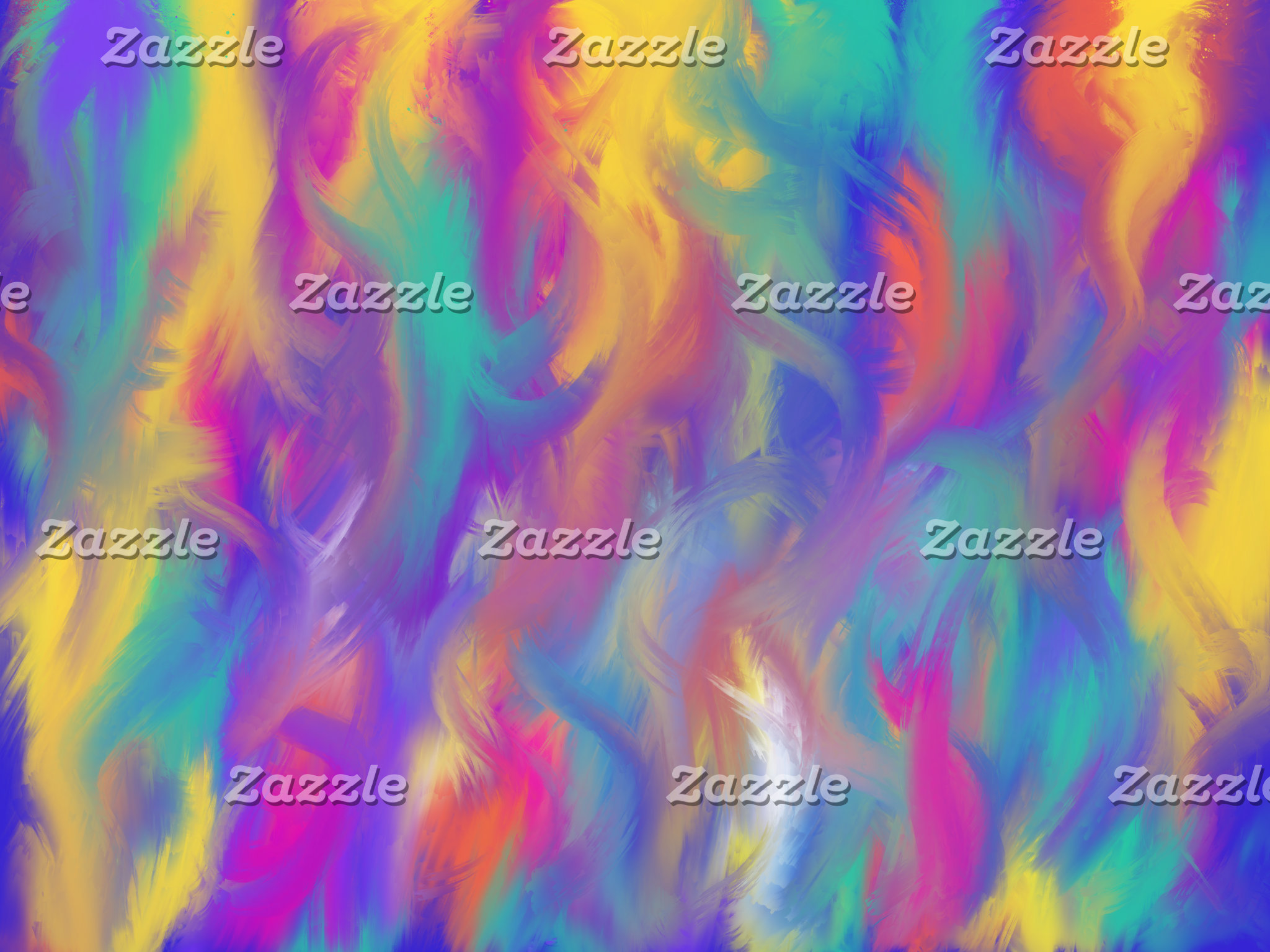Colourful Abstract Art Design