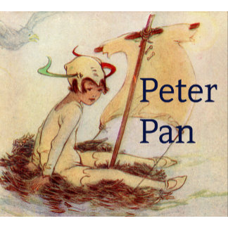 Vintage Peter Pan / Fairies