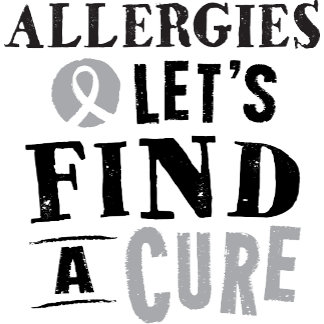Allergy Awareness Tshirts