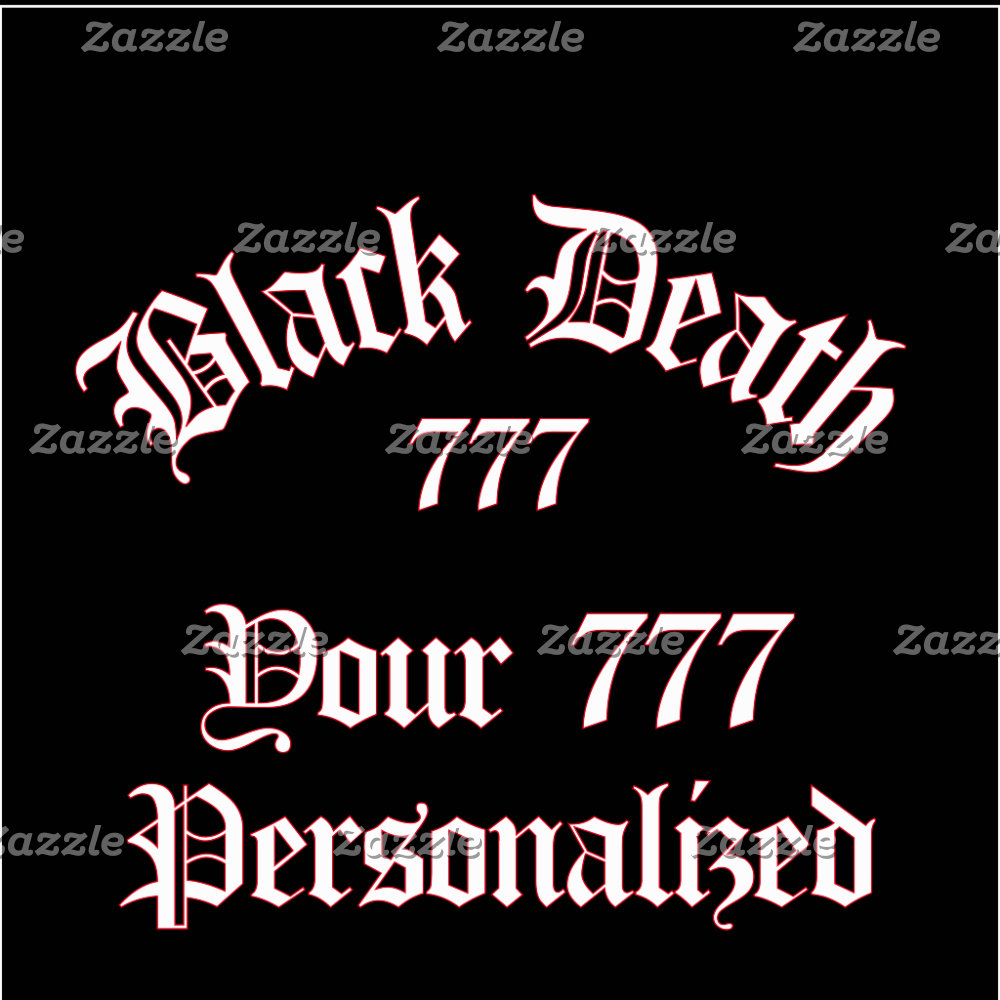 Personalize Your 777