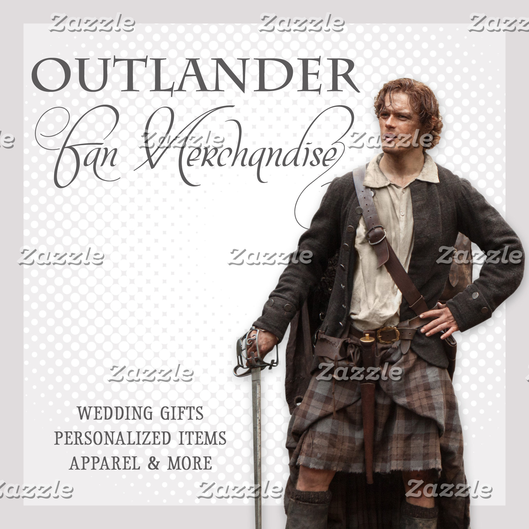 Outlander Fan Designs