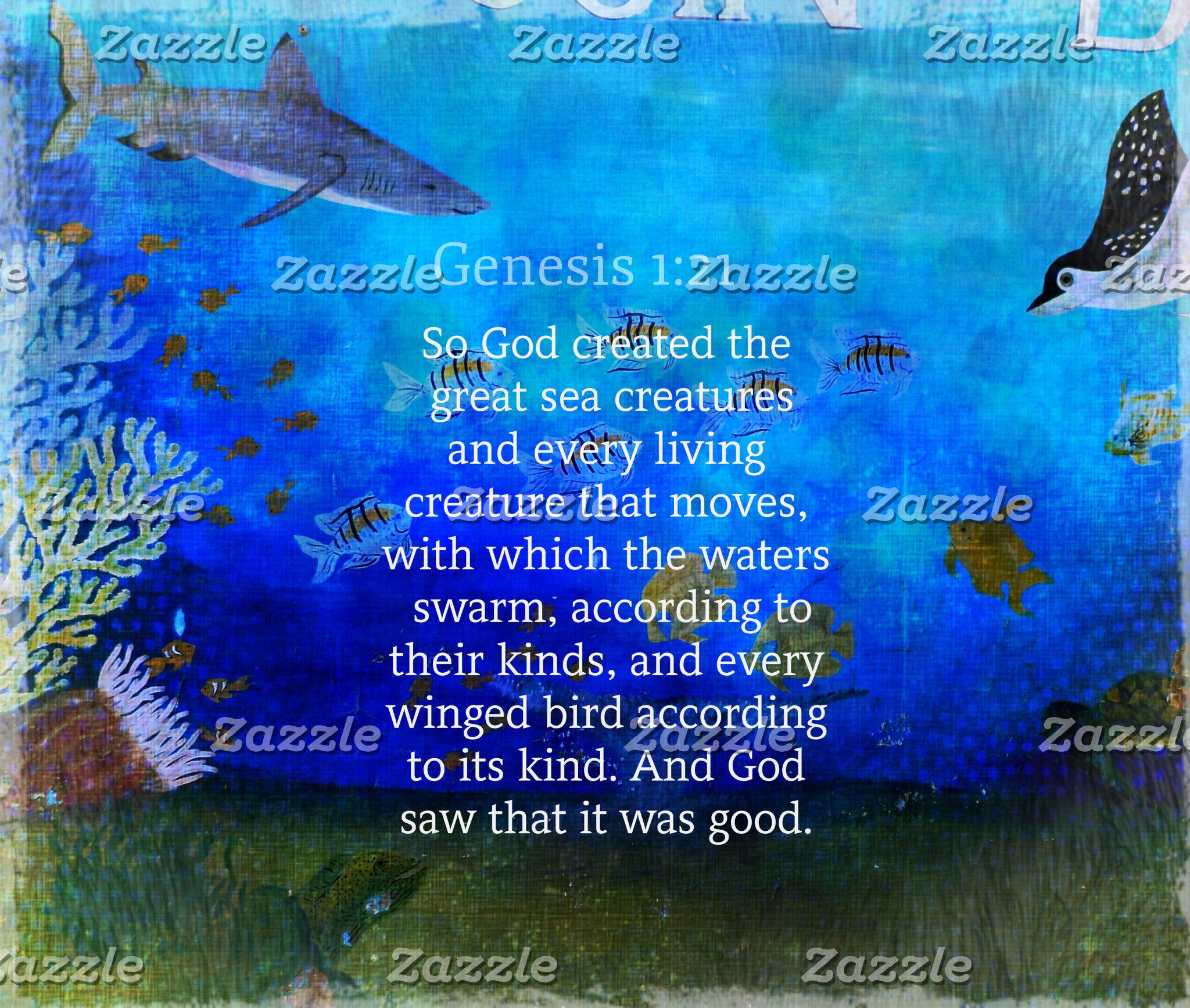 Genesis 1:21