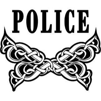 A Police Tattoo
